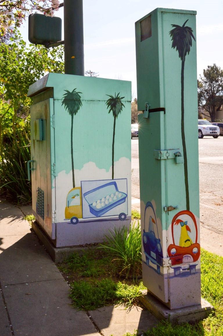 Bird and Coe in San Jose