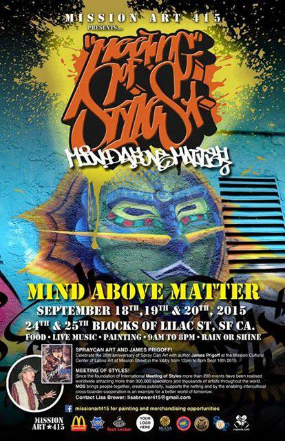 Mind Above Matter - Be there
