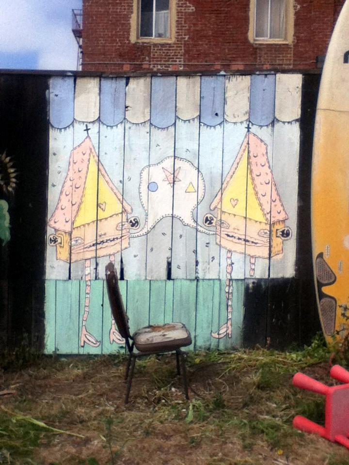 Field of Dreams in West Oakland, Ca